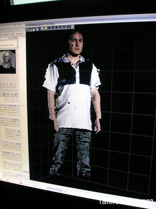 Bas, scan result