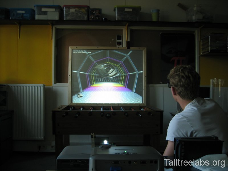 NVIDIA test program 2