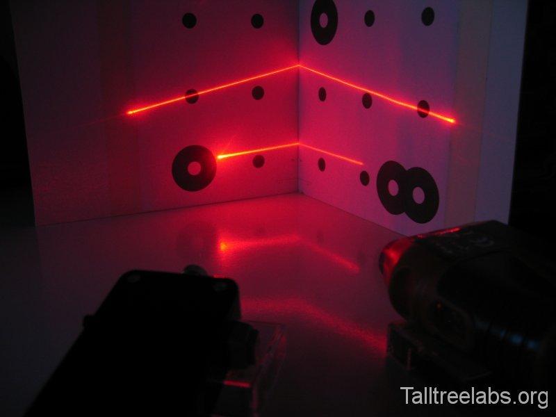 Laser comparison 2